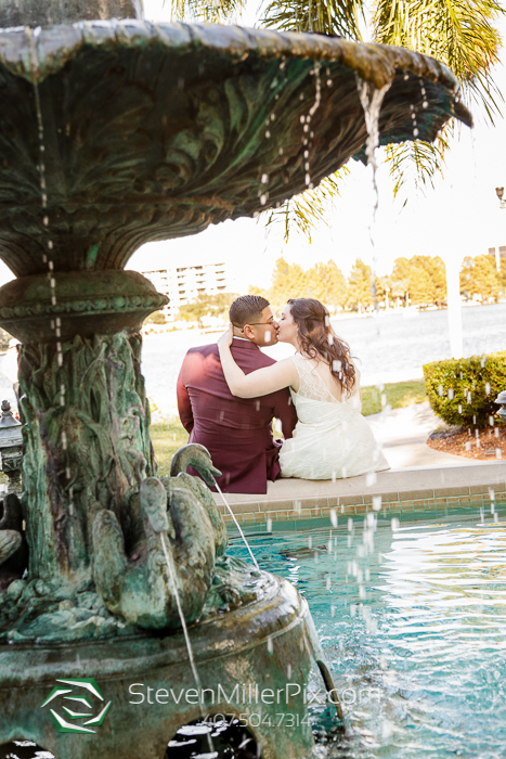 Courthouse Wedding Photos Downtown Orlando