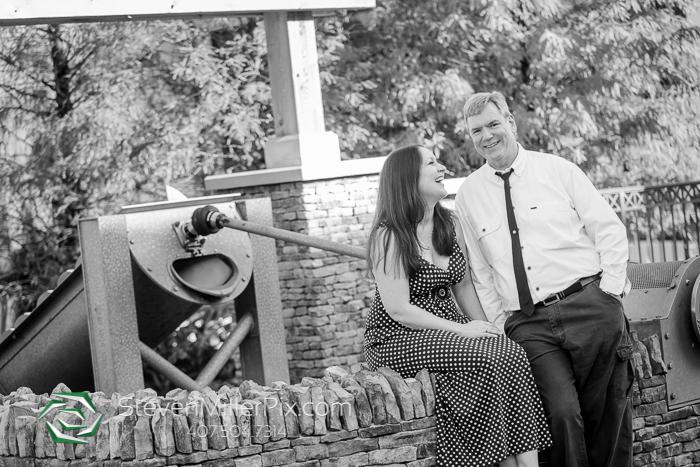 Orlando Disney Springs Engagement Photos