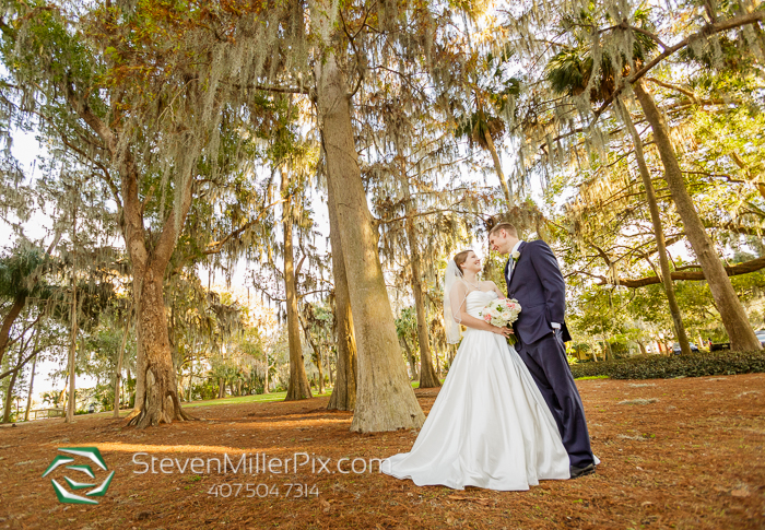 Intimate Outdoor Wedding At Kraft Azalea Gardens