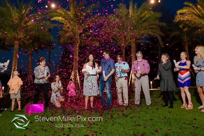 Orlando Gender Reveal Buena Vista Palace