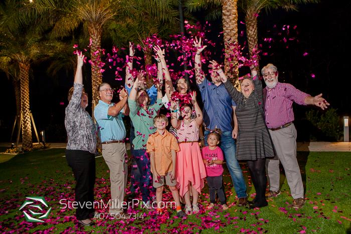 Orlando Gender Reveal Buena Vista Palace