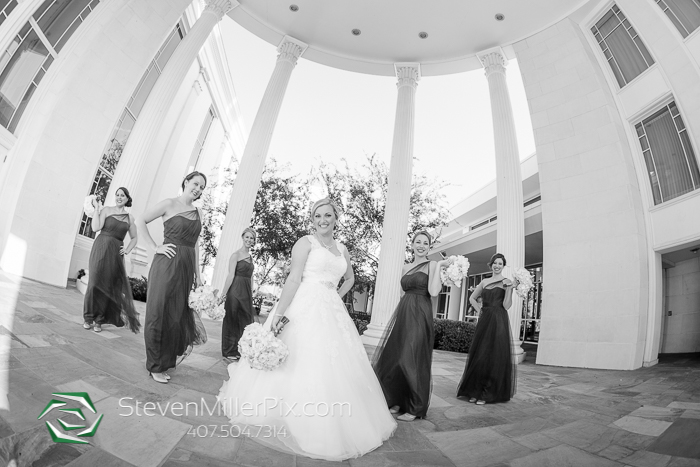 Orlando History Center Weddings Downtown