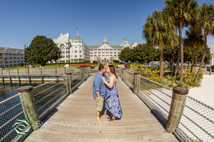Disney's Boardwalk Inn Engagement Sessions