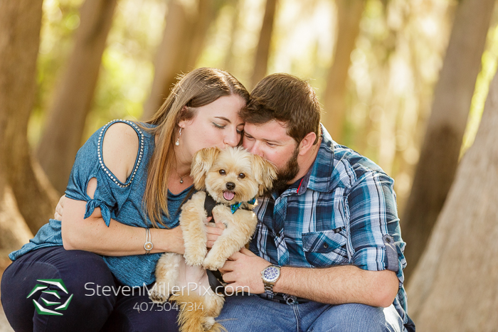 Engagement sessions at Kraft Azalea Gardens