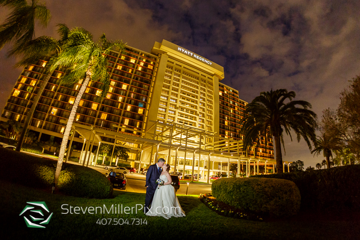 Orlando Weddings at Hyatt Regency Grand Cypress