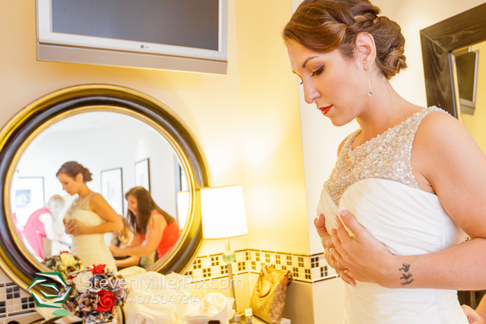 Intimate Wedding at Hard Rock Hotel