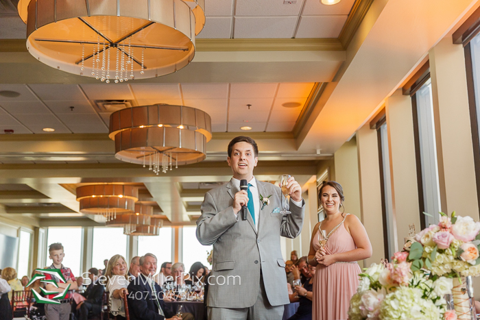 Downtown Orlando Wedding at the Citrus Club