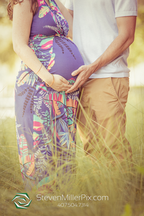 Winter Garden Maternity Photographers Orlando