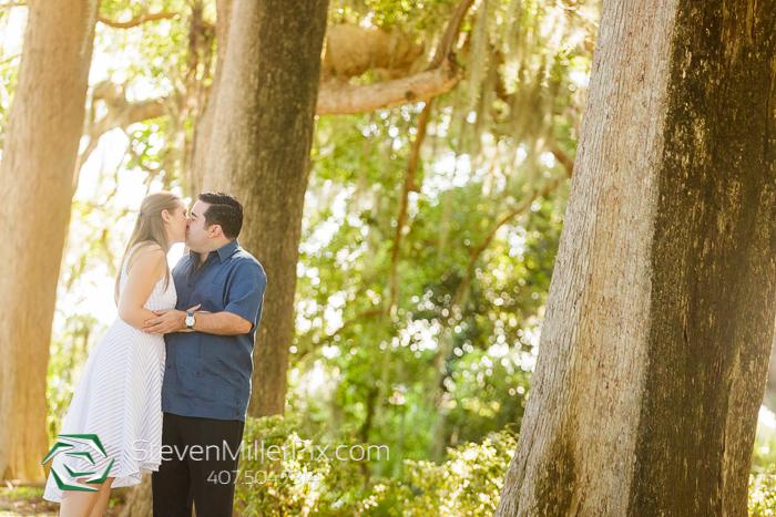 Engagement Photography at Kraft Azalea Garden