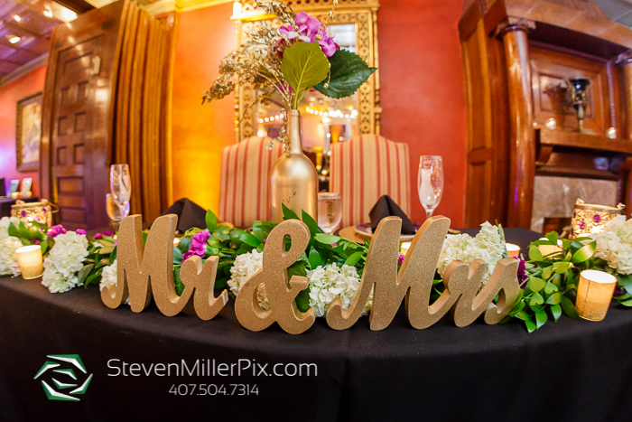 ceviche downtown orlando wedding photos
