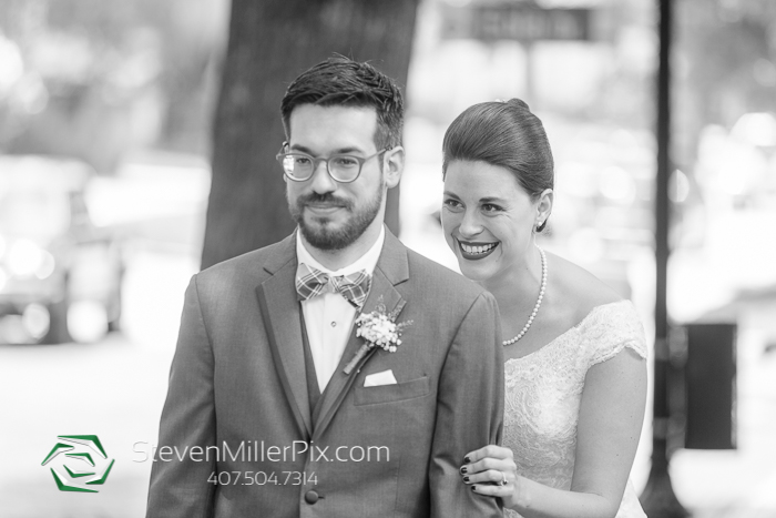 Wedding at the Winter Park Farmers' Market