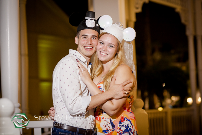 Disney Surprise Proposal