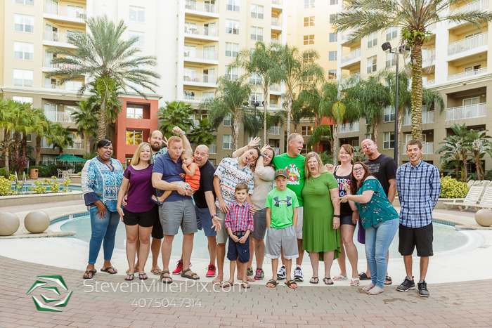 Orlando Family Portrait Photography