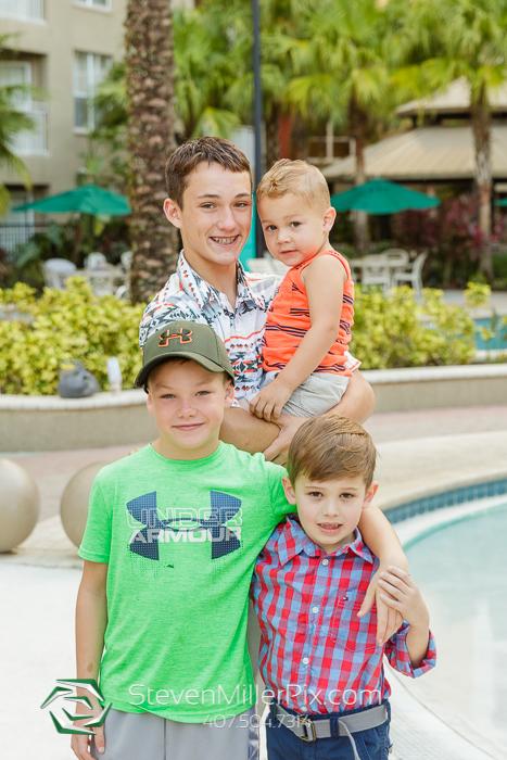Orlando Family Portrait Photography