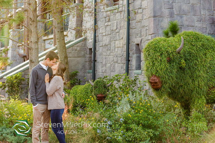 Disney Wilderness Lodge Engagement Sessions