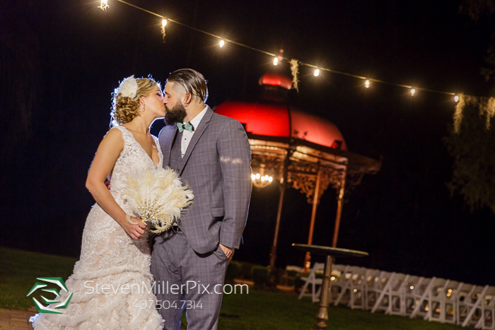 Florida Night Sky Danville Wedding Photos