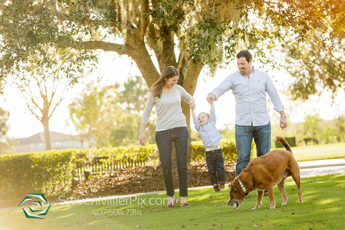 Family Portraits in Orlando Florida
