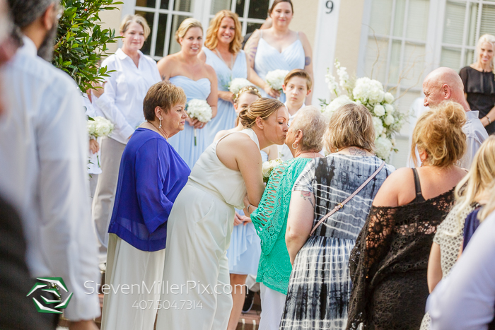LGBT Orlando Weddings Woman's Club Winter Park