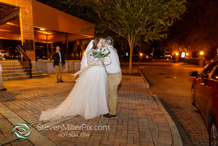 Weddings at Winter Park Farmer's Market