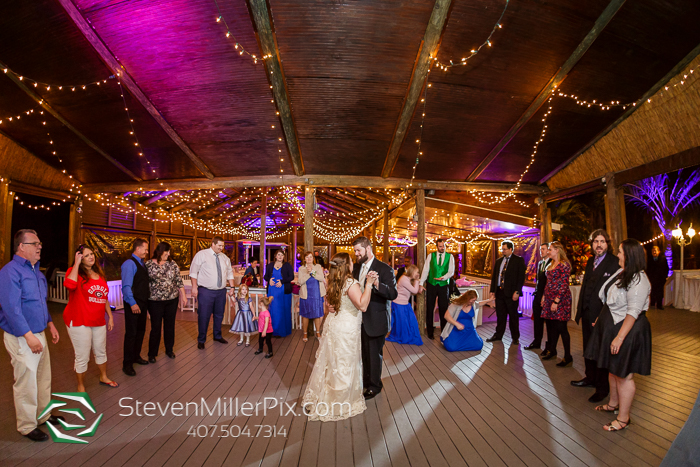 Paradise Cove Orlando Wedding Photographer