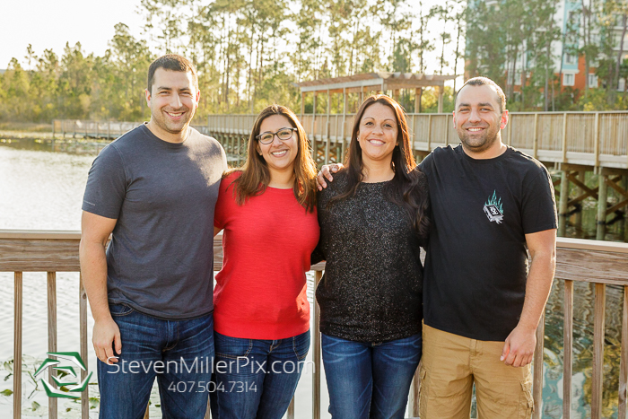 International Drive Orlando Family Portrait Photographers