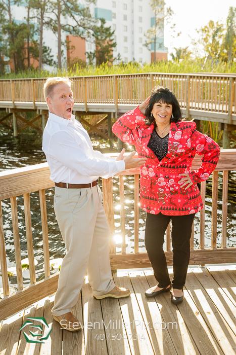 International Drive Orlando Family Portrait Photographers