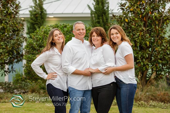 Family Photos at Reunion Resort Orlando
