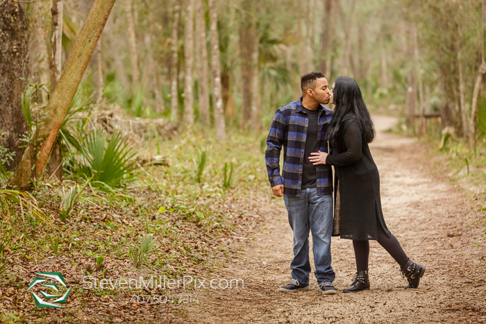 Orlando Florida Engagement Photography Wekiwa Springs