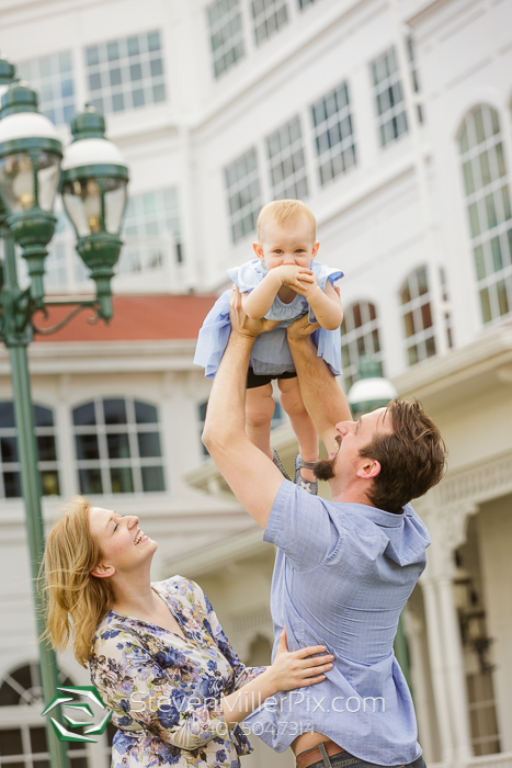 Grand Floridian Family Photos