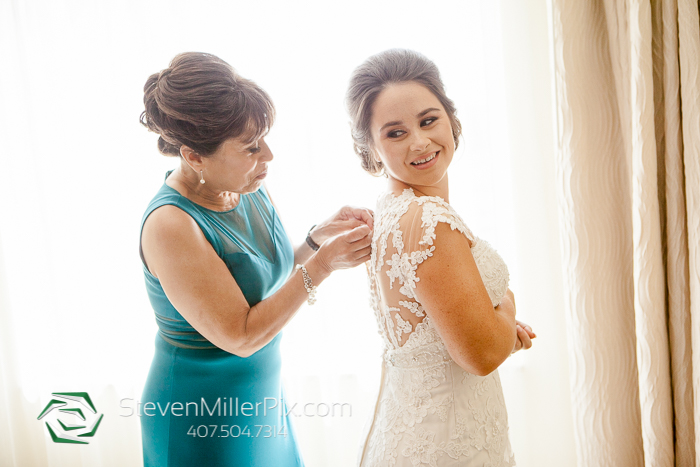 Hilton Orlando International Drive Wedding Photographer