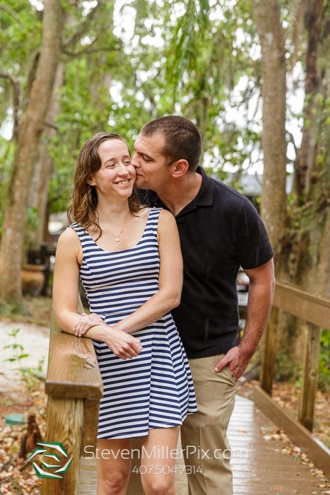 Winter Park Engagement Proposal Photographers Kraft Azalea Gardens