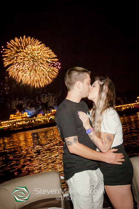 Engagement Proposal at Walt Disney World Wilderness Lodge