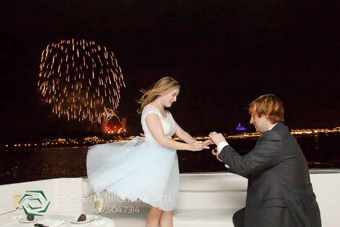 Disney Grand One Fireworks Proposal