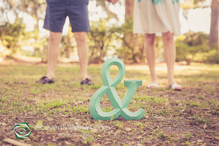 Kraft Azalea Garden Engagement Session