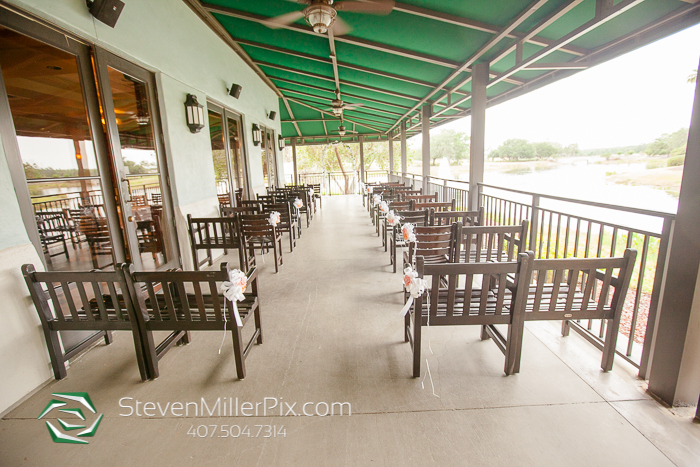 Kissimmee Wedding Mosaics Golf Course Restaurant at Stonegate in Solivita