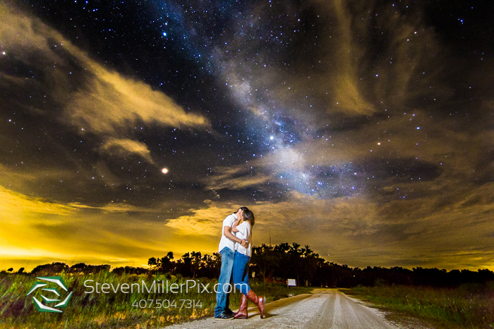 Night Sky Wedding Photographers Florida