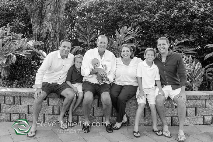 Orlando Family Portraits at Hyatt Regency Grand Cypress