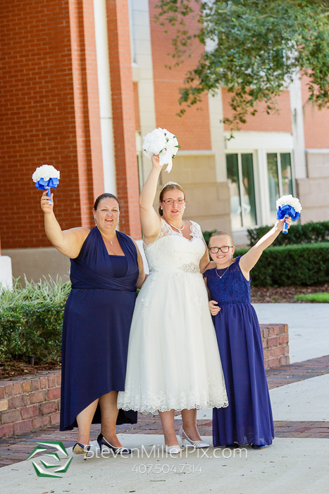 Destination Kissimmee Weddings | Osceola County Courthouse