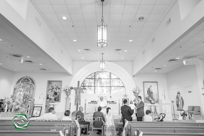 St. Jude Maronite Catholic Church Intimate Wedding