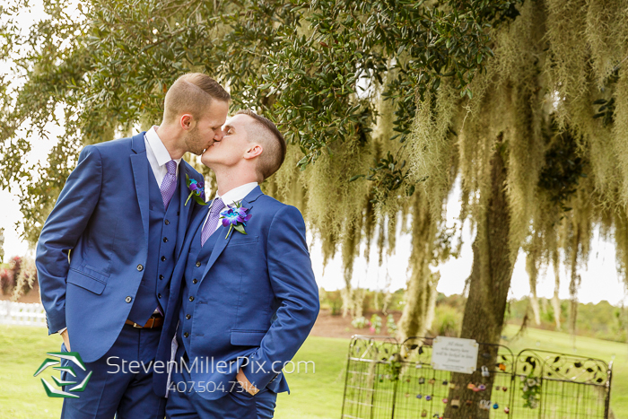 LGBT Wedding Photographers at Falcon's Fire Golf Club