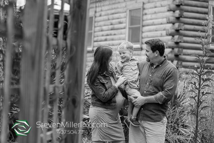 Family Photos Oakland Nature Preserve