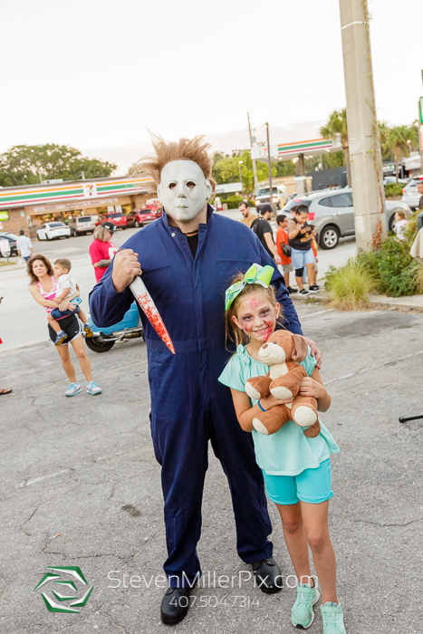 Audubon Park Zombietoberfest and Night Market Orlando Event Photographers