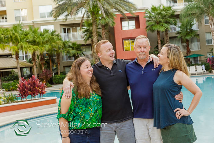 Kissimmee Family Vacation Photographer