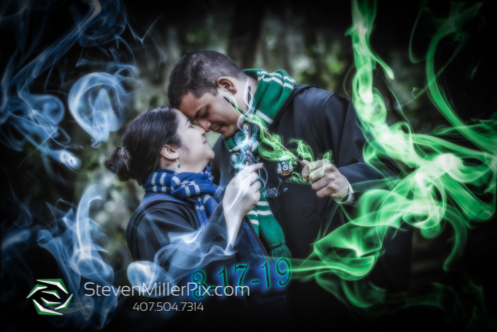 Wedding Photographer Harry Potter Themes