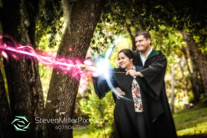 Wedding Photographer Harry Potter Themes