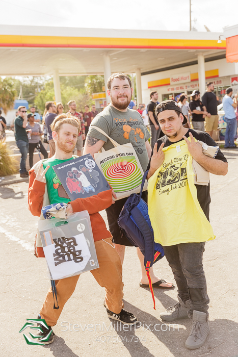 Park Ave CDs Record Store Day 2017 Orlando Photographer