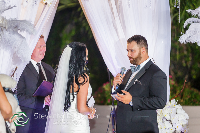 Destination Hyatt Regency Orlando Wedding Photographer