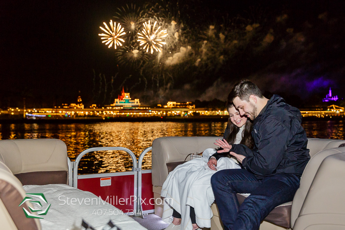 Surprise Proposal at Disney World