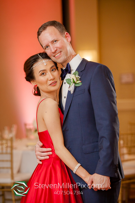 DoubleTree by Hilton Hotel Orlando Airport Intimate Wedding