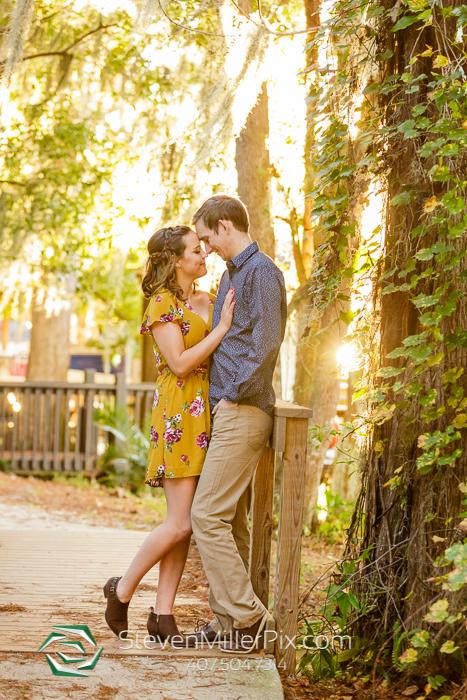 Engagement Photographers at Kraft Azalea Gardens